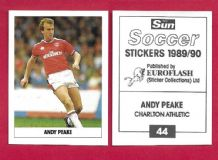 Charlton Athletic Andy Peake 44